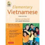 Elementary Vietnamese :Moi Ban Noi Tieng Viet. Let's Speak Vietnamese. (MP3 Audio CD Included)
