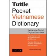 Tuttle Pocket Vietnamese Dictionary :Vietnamese-English English-Vietnamese