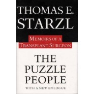The Puzzle People :Memoirs of a Transplant Surgeon