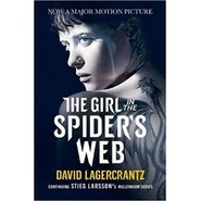 The Girl in the Spider's Web :Film Tie-in