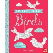 Press Out and Colour :Birds :No.1