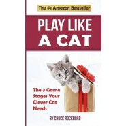 Play Like a Cat :The 3 Game Stages Your Clever Cat Needs