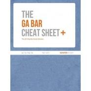 The Ga Bar Cheat Sheet Plus (Jul. 15 Feb. 16) (Vol. 1 of 3)