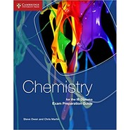 IB Diploma :Chemistry for the IB Diploma Exam Preparation Guide