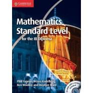 IB Diploma :Mathematics for the IB Diploma Standard Level with CD-ROM