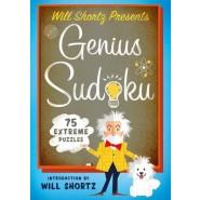 Will Shortz Presents Genius Sudoku :200 Extreme Puzzles