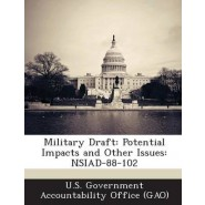 Military Draft :Potential Impacts and Other Issues: Nsiad-88-102