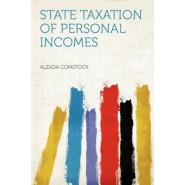 State Taxation of Personal Incomes