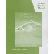 Student Solutions Manual for Stewart/Redlin/Watsons Algebra and Trigonometry, 4th