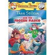 TS25: THEA STILTON AND THE FROZEN FIASC