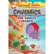 The Smelly Search (Geronimo Stilton Cavemice #13)