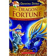 Geronimo Stilton and the Kingdom of Fantasty SE: #2 Dragon of Fortune