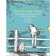 Winnie-the-Pooh: The Complete Collection of Stories and Poems :Hardback Slipcase Volume