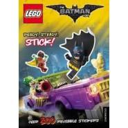 The LEGO Batman Movie: Ready, Steady, Stick!