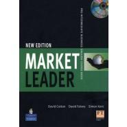 Market Leader Pre-Intermediate Coursebook/Class CD/multi-ROM Pack