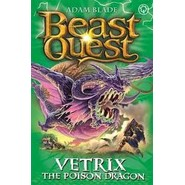 Vetrix the Poison Dragon :Series 19 Book 3
