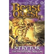 Strytor the Skeleton Dragon :Series 19 Book 4