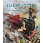 Harry Potter and the Philosopher's Stone :Illustrated Edition