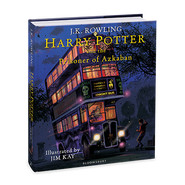 Harry Potter and the Prisoner of Azkaban :Illustrated Edition