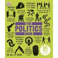 The Politics Book :Big Ideas Simply Explained