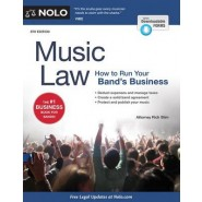 Music Law :How to Run Your Band's Business