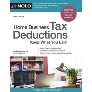 Home Business Tax Deductions :Keep What You Earn