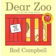 Dear Zoo :A Lift-the-flap Book