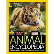 Animal Encyclopedia :2,500 Animals with Photos, Maps, and More!