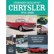 Standard Catalog of Chrysler, 1914-2000