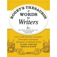 ROGET'S THESAURUS OF WORDS FOR WRITERS: