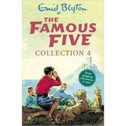 The Famous Five Collection 4 :Books 10-12
