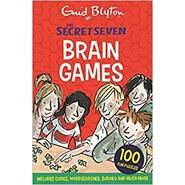 Secret Seven: Secret Seven Brain Games :100 fun puzzles to challenge you