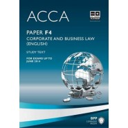 ACCA - F4 Corporate and Business Law (English) :Study Text