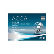 ACCA - F4 Corporate and Business Law (English) :Passcards :Paper F4