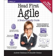 Head First Agile :A Brain-Friendly Guide to Agile Principles, Ideas, and Real-World Practices