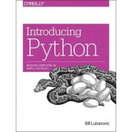 Introducing Python :Modern Computing in Simple Packages