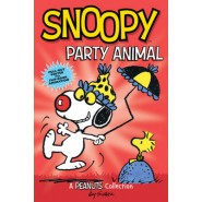 Snoopy: Party Animal! :A Peanuts Collection