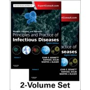 Mandell, Douglas, and Bennetts Principles and Practice of Infectious Diseases :2-Volume Set