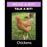 Read a Bit! Talk a Bit! :Chickens