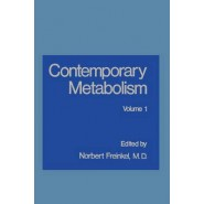 Contemporary Metabolism :Volume 1