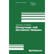 Classgroups and Hermitian Modules