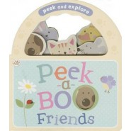 Let's Make Friends :Peek-A-Boo Animals