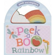Red, Yellow, Rainbow :Peek-A-Boo Colors