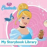 Disney Cinderella My Storybook Library