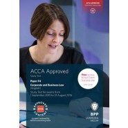 ACCA F4 Corporate and Business Law (English) :Study Text