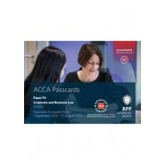 ACCA F4 Corporate and Business Law (Global) :Passcards