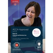 ACCA F4 Corporate and Business Law (Global) :Study Text