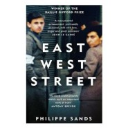 East West Street :Non-fiction Book of the Year 2017