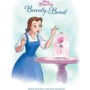 DISNEY BEAUTY AND THE BEAST PICTURE BOOK