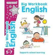 GOLD STARS ENGLISH BIG WORKBOOK AGES 5-7